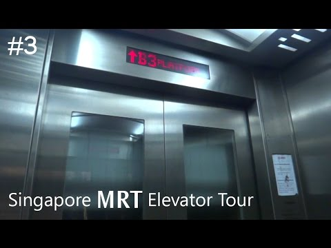 The Rest - Singapore MRT Elevator Tour 1 [3]