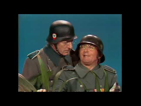 Very Interesting Nazi Lady | Rowan & Martin's Laugh-In | George Schlatter