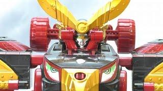 炎神大将軍 レビュー ゴーオンジャー炎神合体EX Engine Sentai Go Onger Engine Dai Shogun