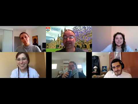Thinking About Careers In Psychology (8th May 2020 Webinar USYD)