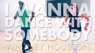 I Wanna Dance with Somebody - Whitney Houston | Hip-Hop Dance Choreography