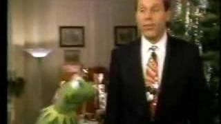 Kermit and Michael Eisner