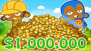 $5,000,000 EPIC STRATEGY (WIN EVERYTIME)! - BLOONS TOWER DEFENSE BATTLES (BTD BATTLES)(Check out my Giveaway: http://bit.ly/JeromeASFGiveAway1 Today we play Bloons Tower Defense Battles and try to make $1000000 in a single round using an ..., 2017-02-05T23:23:30.000Z)