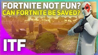 Fortnite Is Not Fun Anymore.. (Fortnite Battle Royale)