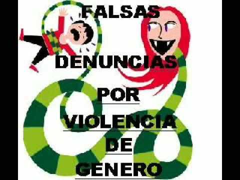 DENUNCIAS FALSAS EN ESPAÑA POR MUJERES. VIOLENCIA DE ESTADO. LOBBYS PERVERSOS