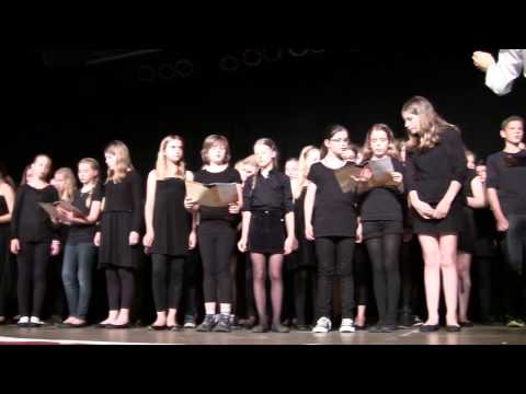 Youth Choirs in Movement 2013 - Final Concert I - The Mock Turtle's Song