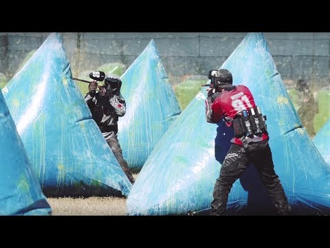 Texas Phalanx | NXL Dallas 2017 | Spantastik x PbNation Paintball
