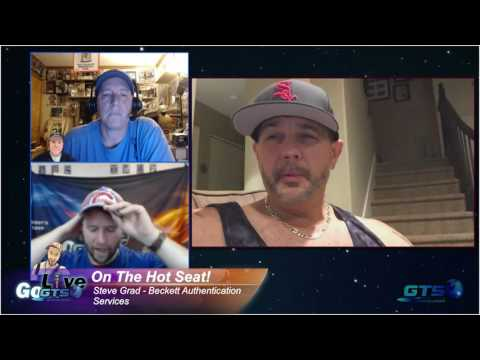 On The Hot Seat With Steve Grad on Go GTS Live