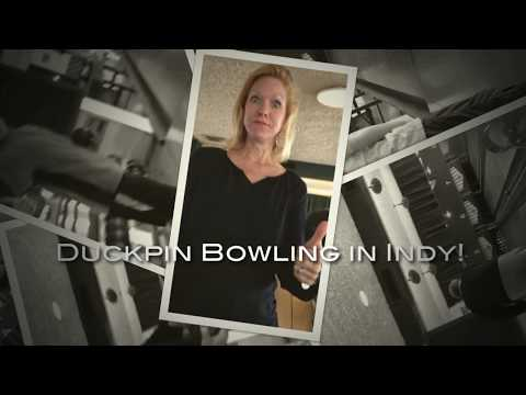 Duckpin Bowling in Indy!