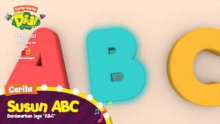 didi friends promo saya paling suka episod susun abc