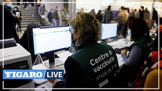 🔴Le STADE DE FRANCE se transforme en vaccinodrome en Seine-Saint-Denis