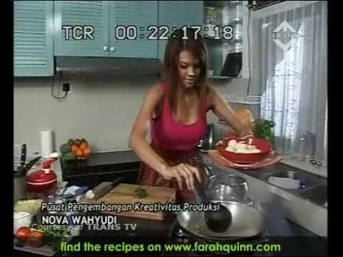 Ala Chef  Farah  Carson Quinn Antoine  Baso Ayam Keju