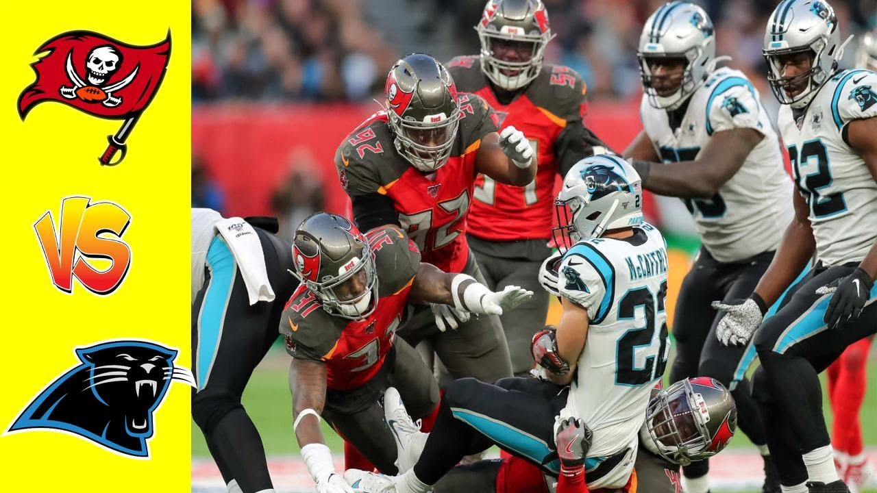 Panthers vs. Buccaneers - Game Recap - September 20, 2020 - ESPN
