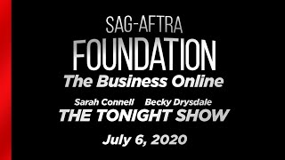 The Business Online: Q&A with Sarah Connell & Becky Drysdale of THE TONIGHT SHOW