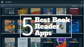 5 Best Book Reader Apps for Android of 2018