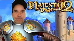 Das etwas andere RTS im Fantasy-Gewand | Majesty 2: The Fantasy Kingdom Sim mit Dennis