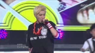 B.A.P - Stop It, 비에이피 - 하지마, Music Core 20121103