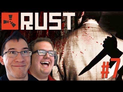 BETRAYAL   Rust Gameplay #7