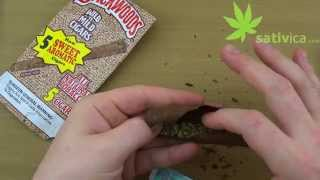 How to Roll a Backwoods Blunt