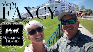Mackinac Island, MI - RV Living