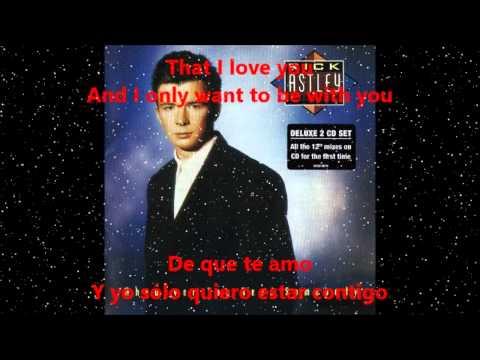Rick Astley-Be With You
