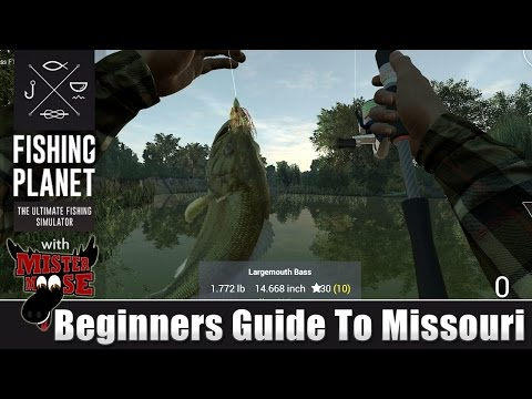 Fishing Planet - Beginners Guide to Missouri