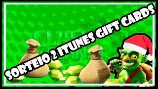 NOVO!: Sorteio de 2 Itunes Gift Card no valor de 10 U$ cada um ! ( Sorteio dia 05 de JAN/2014 )