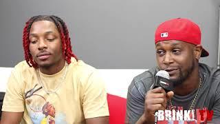 BTM Dutch &  Twony BrinkTV Interview