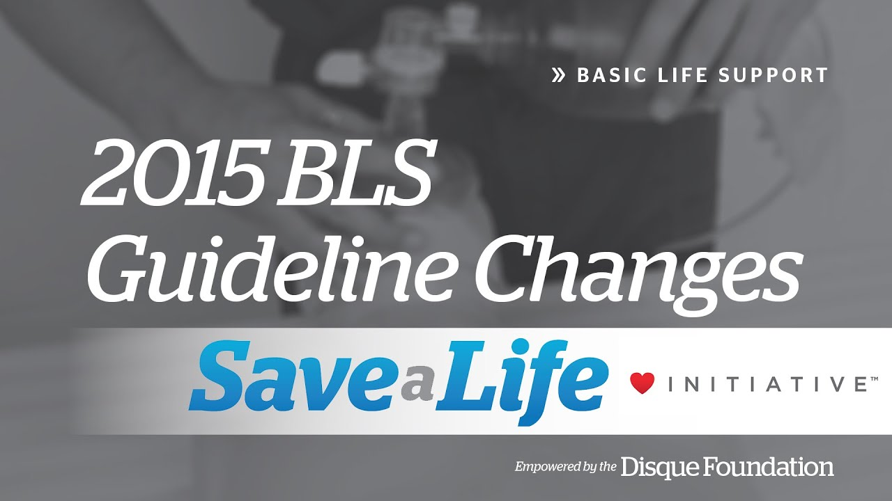 1b 2015 guideline changes basic life support bls youtube 2015 guideline changes basic life support bls xflitez Gallery