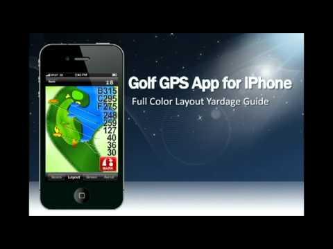 Sonocaddie Golf GPS App for Smartphones