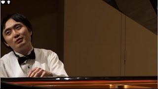 Sheng Cai - Brahms Intermezzo, Op. 118, No. 2, LIVE at Guelph Music Festival 2015