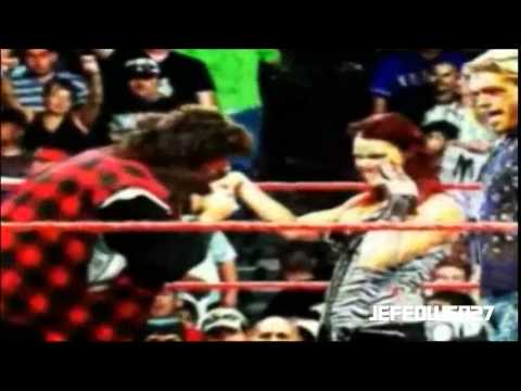WWE Mick Foley Titantron (BEST SONG QUALITY)