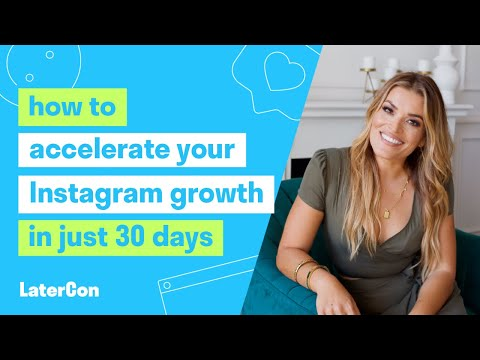 How To Accelerate Your Instagram Growth In 30 Days With Jasmine Star