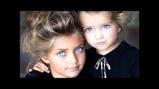 10 САМЫХ КРАСИВЫХ ДЕТЕЙ В МИРЕ