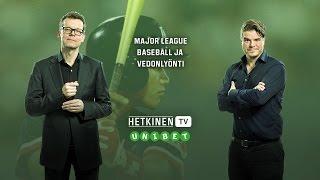 HETKINEN - Major League Baseball - Osa 1