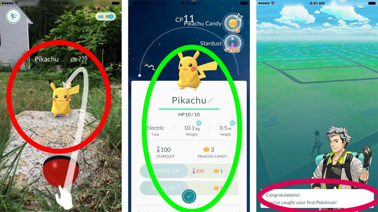 Pokemon go 1 1 0