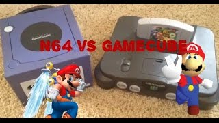 N64 vs GameCube