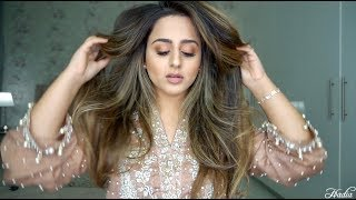 EID 2018 GRWM | OUTFIT + MAKEUP | HADIA