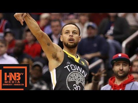 Golden State Warriors vs Washington Wizards Full Game Highlights / Feb 28 / 2017-18 NBA Season