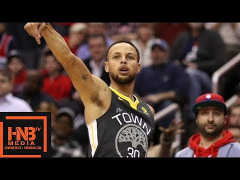 Golden State Warriors vs Washington Wizards Full Game Highlights / Feb 28 / 2017-18 NBA Season