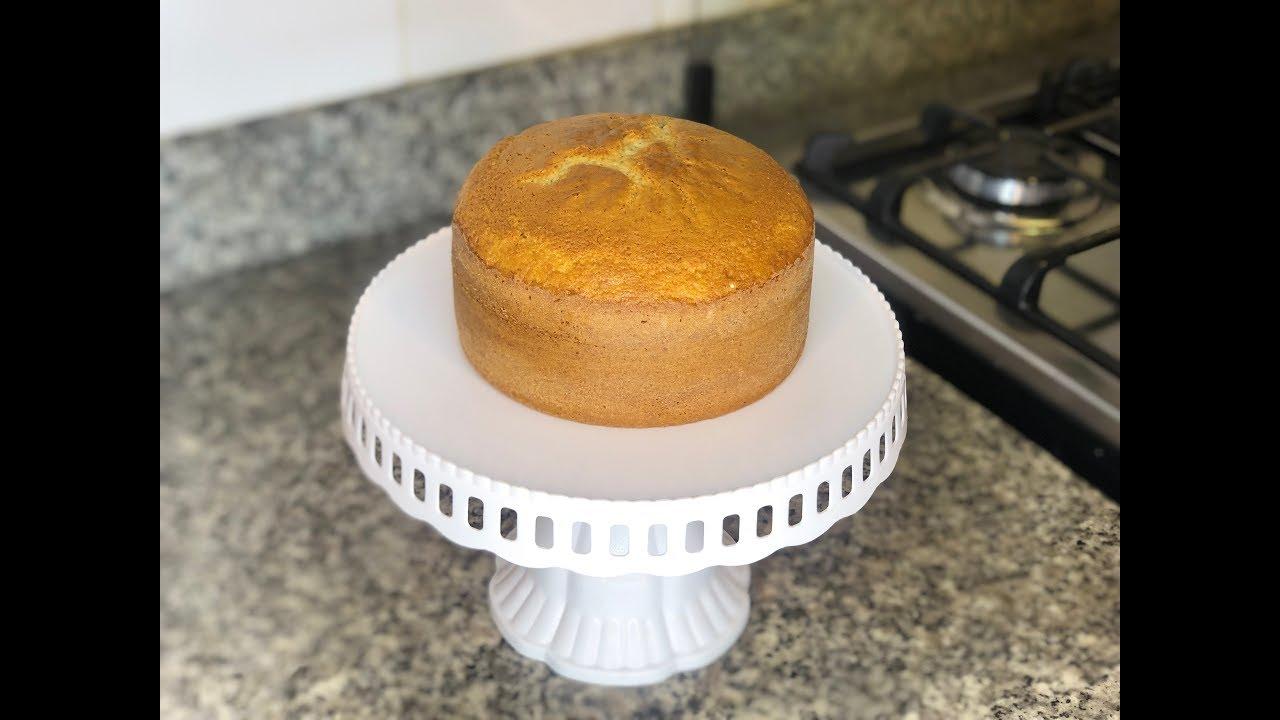 Pastel Con Un Solo Huevo Increíble Claudio Us
