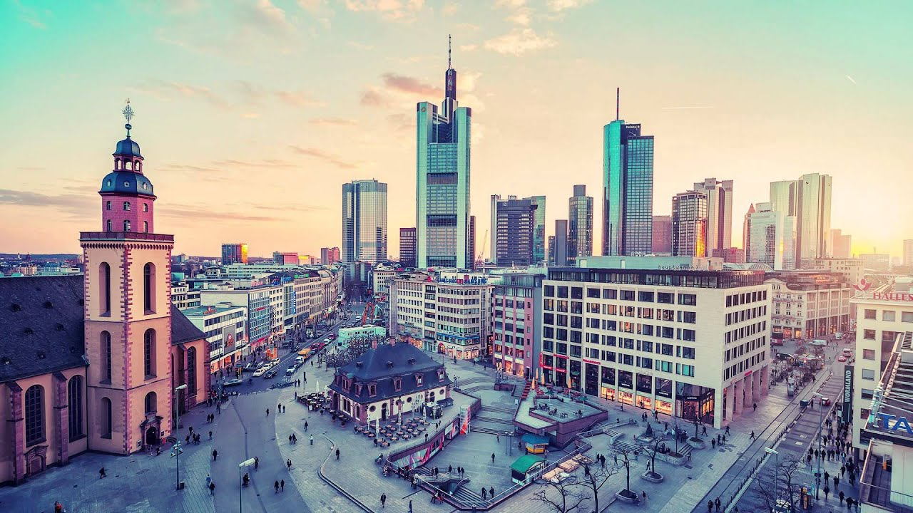 Frankfurt Rooftop Sessions Party Mix 006 By DJ OGc 2014