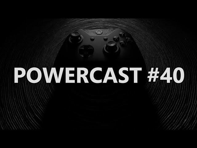OS NOSSOS DESTAQUES, POSITIVOS E NEGATIVOS, DA GERAÇÃO XBOX ONE - POWERCAST #40