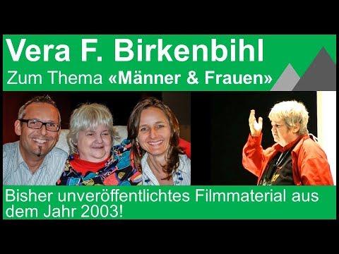 """Vera F. Birkenbihl zum Thema """"Männer & Frauen"""""""