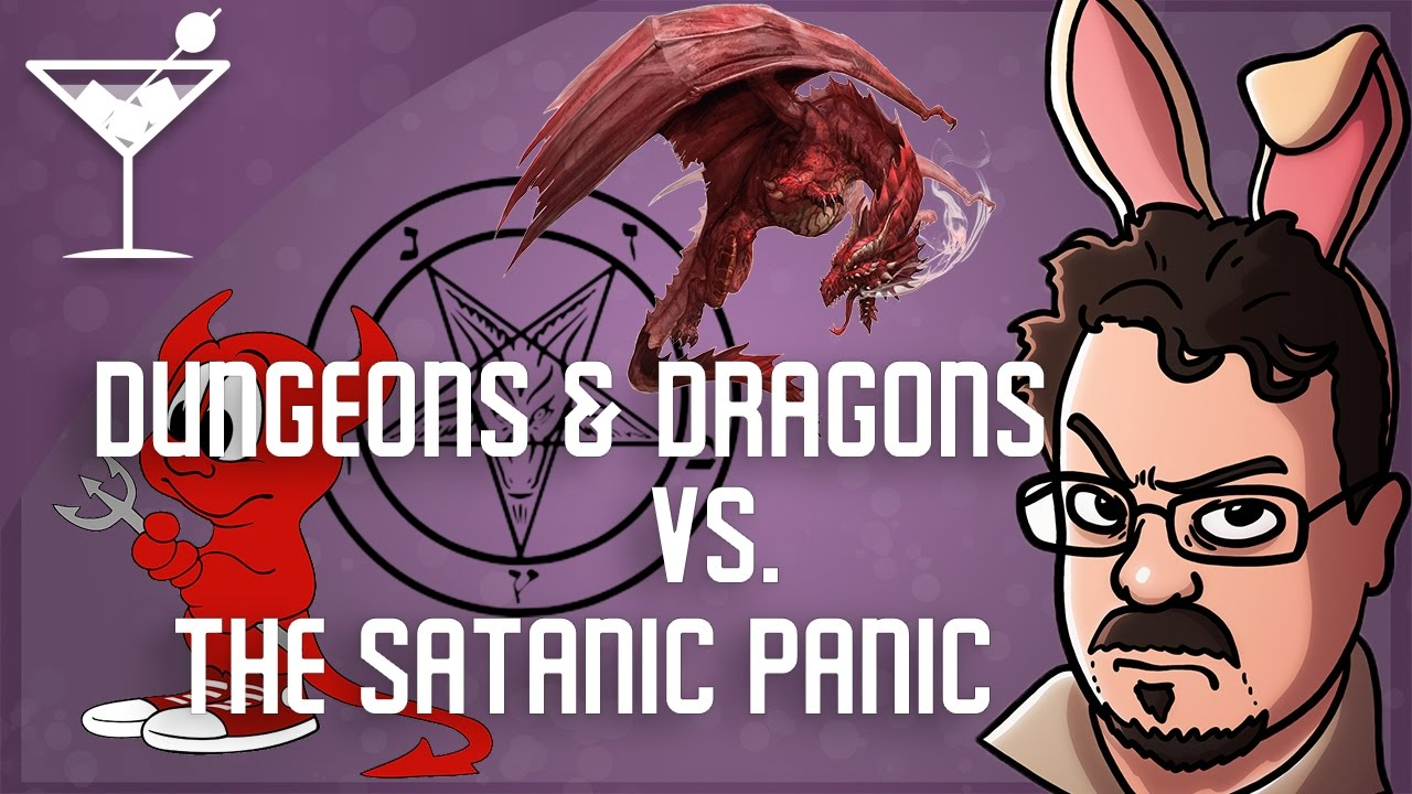 The Satanic Panic of the 1980's vs. Dungeons and Dragons | Geek History