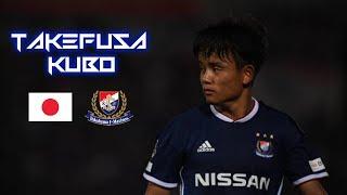 Takefusa Kubo 2018-2019 - Wonderkid - Magic Skills Show - Yokohama F.Marinos