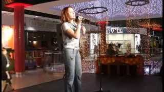 Yaki Da I Saw You Dancing Cover Annette