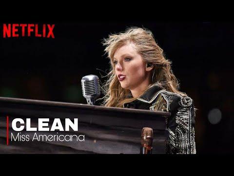 Taylor Swift Clean Reputation Stadium Tour (Miss Americana, Netflix)