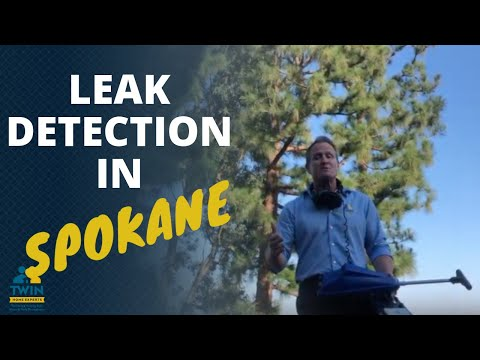 Leak Detection In Spokane WA | Twin Home Experts Vs American Leak Detection
