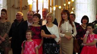 Весілля: Богдан і Олександра. 10.01.2014 р.